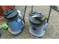 Numatic Industrial Vacuum cleaners