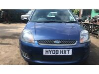 2008 FORD FIESTA STYLE TDCI (MANUAL DIESEL)