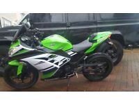 Kawasaki NINJA 300 30th Anniversary edition *CHEAP*