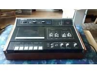 Decca Sound DC 2000 Cassette Tape Deck