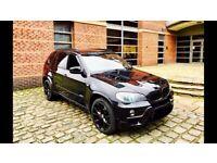BMW X5 M sport twin turbo 2008
