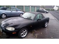 Brilliant black mx5
