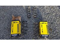 Vw Mk5 Golf Tdi - 2x Front Springs (In Box) and 2x Vw Rear Springs