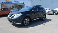 2016 Nissan Murano S Laval / North Shore Greater Montréal Preview