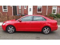 VW Jetta 62 Plate Blue Motion 1.6