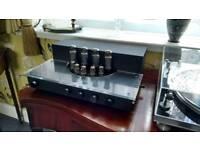 Audio Innovations series 500 valve tube amplifier mint serviced swap px