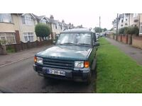 Land Rover Discovery 1996 2.5 300tdi French Registered UK spec car