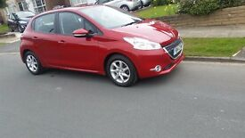 Peugeot 208 Hatchback (2014 ) MK1 1.2 VTi Active 5dr Petrol Manual 2014