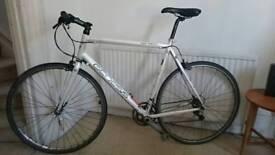 Genesis Racing bike 60cm frame spare parts