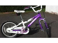 "Hotrock Girls Kid bike bicycle 16"" Specialized"