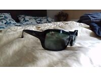 Ladies ray ban sunglasses great condition