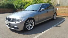 2010 BMW 3 SERIES 325D LCI, MSPORT, AUTOMATIC, E90, 4DOOR, SALOON