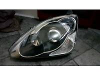 Honda civic type r type s front headlight