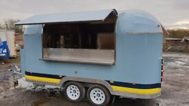 Brand New Catering trailer