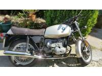 BMW R45 YEAR 1980 THESE BIKES ARE BECOMING VERY RARE.LOVELY CONDITION