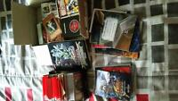lots of mint condition\near mint yu-gi-oh cards plus accessories