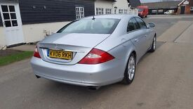 Mercedes-Benz CLS 3.5 CLS350 7G-Tronic 4dr£6,290VERY WELL KEPT. 2006 (06 reg), Saloon