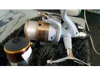 Shimano stradic 4000gtm as new.
