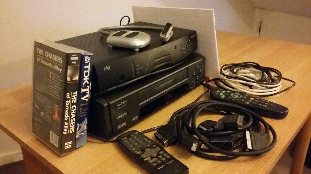 BargainVHS Video Recorder AND Sky Digiboxin Great Sutton, CheshireGumtree - MATSUI VP 9407A long play VHS video recorder AND Pace Sky Digibox Both in excellent condition and full working order Price includes remote controls and SCART leads / additional cabling Also instruction manual for video recorder / player