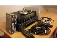 Bargain - VHS Video Recorder AND Sky Digibox
