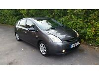 LPG TOYOTA PRIUS 1.5 T SPIRIT 08REG FULL LEATHER SAT NAV REVERSE CAMERA *AGIS LPG KIT FITTED*