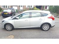 2011 (11) Ford Focus 1.6 Titanium TDCi New Shape with full Ford Main Dealer History £20 yr Road Tax