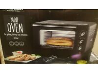 Mini Oven Grill Cost Effective Way To Cook Camping Caravan Kitchen Appliance Hob Cooker