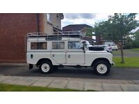 Landrover series 3 Station Wagon