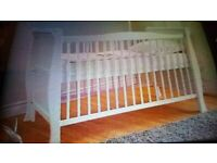Cheap baby Crib. Brand New boxed. Collect today cheap