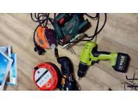 Tool bag and tools
