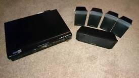 Panasonic dvd surround