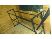 6ft DJ Deck Stand with lighting truss £35.00