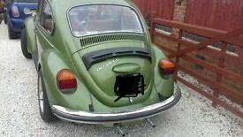 Vw beetle classic sport