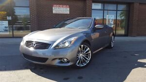 2014 Infiniti Q60 Premier Edition w/Red Interior 23K ONLY
