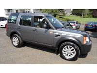 Landrover Discovery 3 TD6 XS, Full Leather, Auto, big miles, drives superb