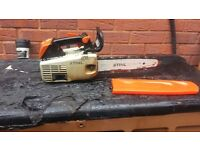 Stihl Ms200t Top Handle Climbing Arborist Chainsaw