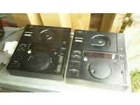 Pioneer cdj 500s for sale