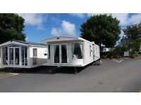 Luxuary 13ft wide holiday home FOR SALE