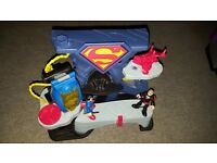 Fisher-price superman cave playset