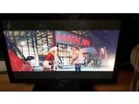 "42"" Samsung plasma HD TV"