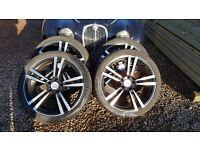 285/35 R22 106 W Wheels Porsche cayenne, Audi Q5 & 7, VW Touareg