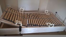 Profiling Bed (single, without mattress)