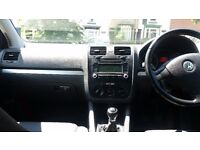 Volkswagen Golf 2.0 6 speed Manual Diesel 2006 sports GT Quick Sale Extremely Low Price.