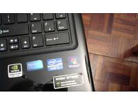 medion erazor acer gaming laptop