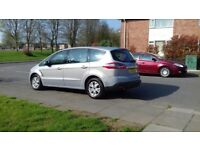 FORD S-MAX 2011 2.0 TDCI DIESEL 7 SEATER POWERSHIFT GEARBOX