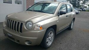 2009 Jeep Compass Sport