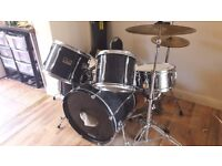 Pearl export drum kit