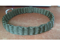 Belt vowen from Paracord