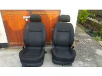 Golf- mk4 front and rear seats