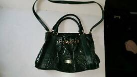 Genuine L.K.Bennett patent leather handbag
